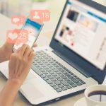 influence des réseaux sociaux sur le référencement