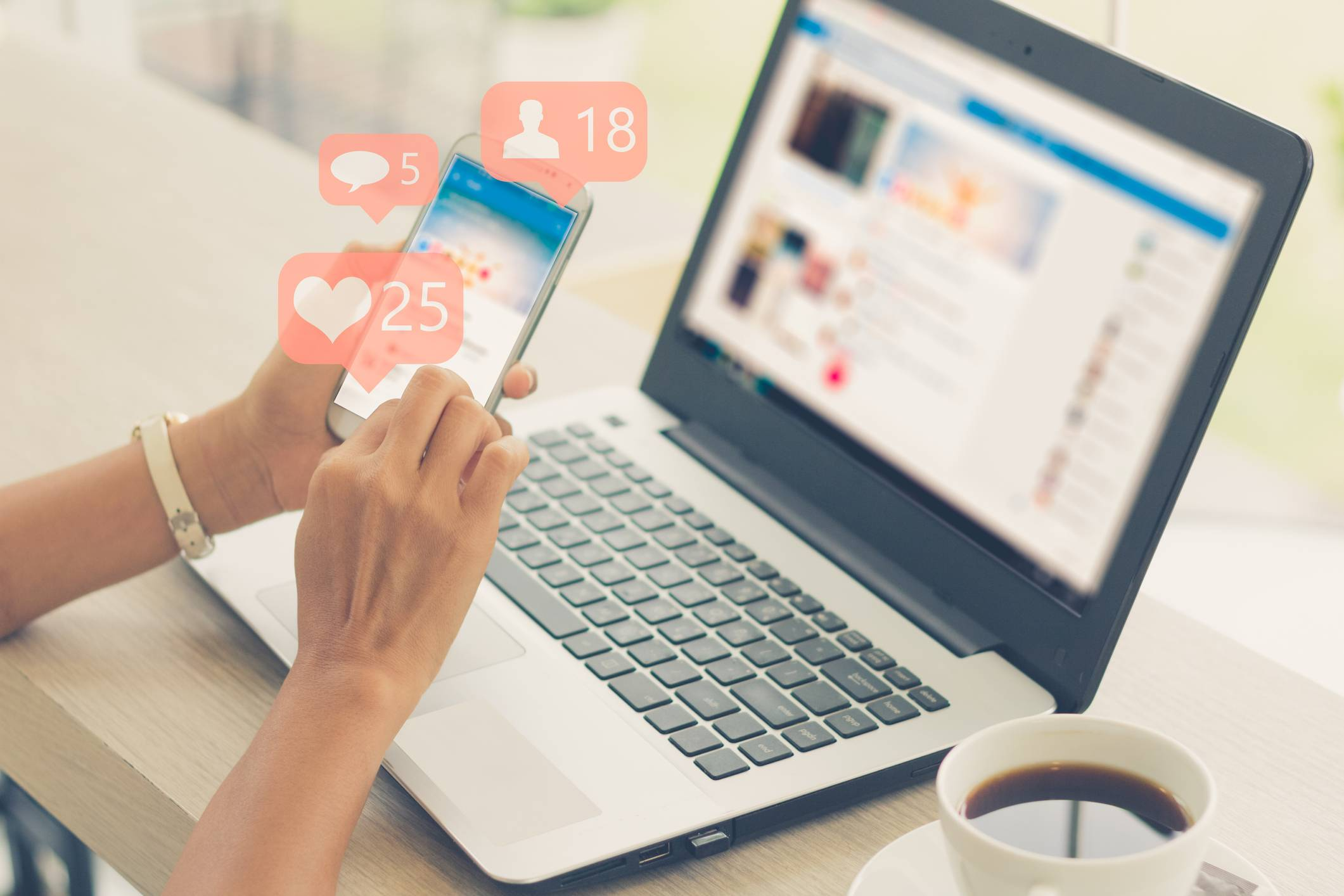 L'influence des réseaux sociaux sur le référencement